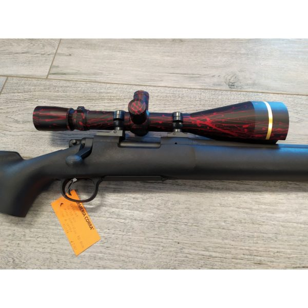 Carabina Remington 700 Police
