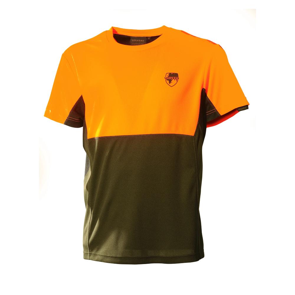 T-Shirt Tecnica Arancio