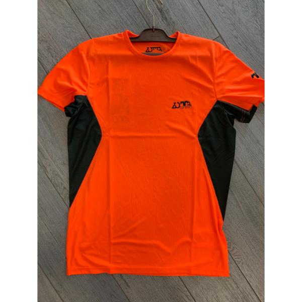 T-Shirt Tecnica Arancione
