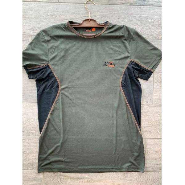 T-Shirt Tecnica Verde