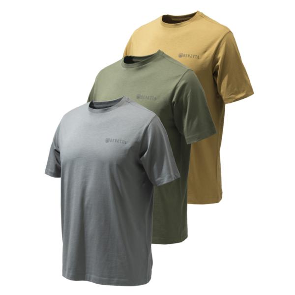 Set di 3 t-shirt Corporate