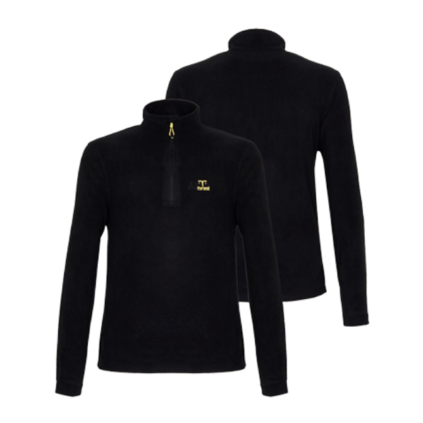 Tempus Man Fleece Nero